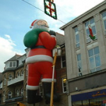 """santa at location • <a style=""""font-size:0.8em;"""" href=""""http://www.flickr.com/photos/117154738@N03/21033365453/"""" target=""""_blank"""">View on Flickr</a>"""