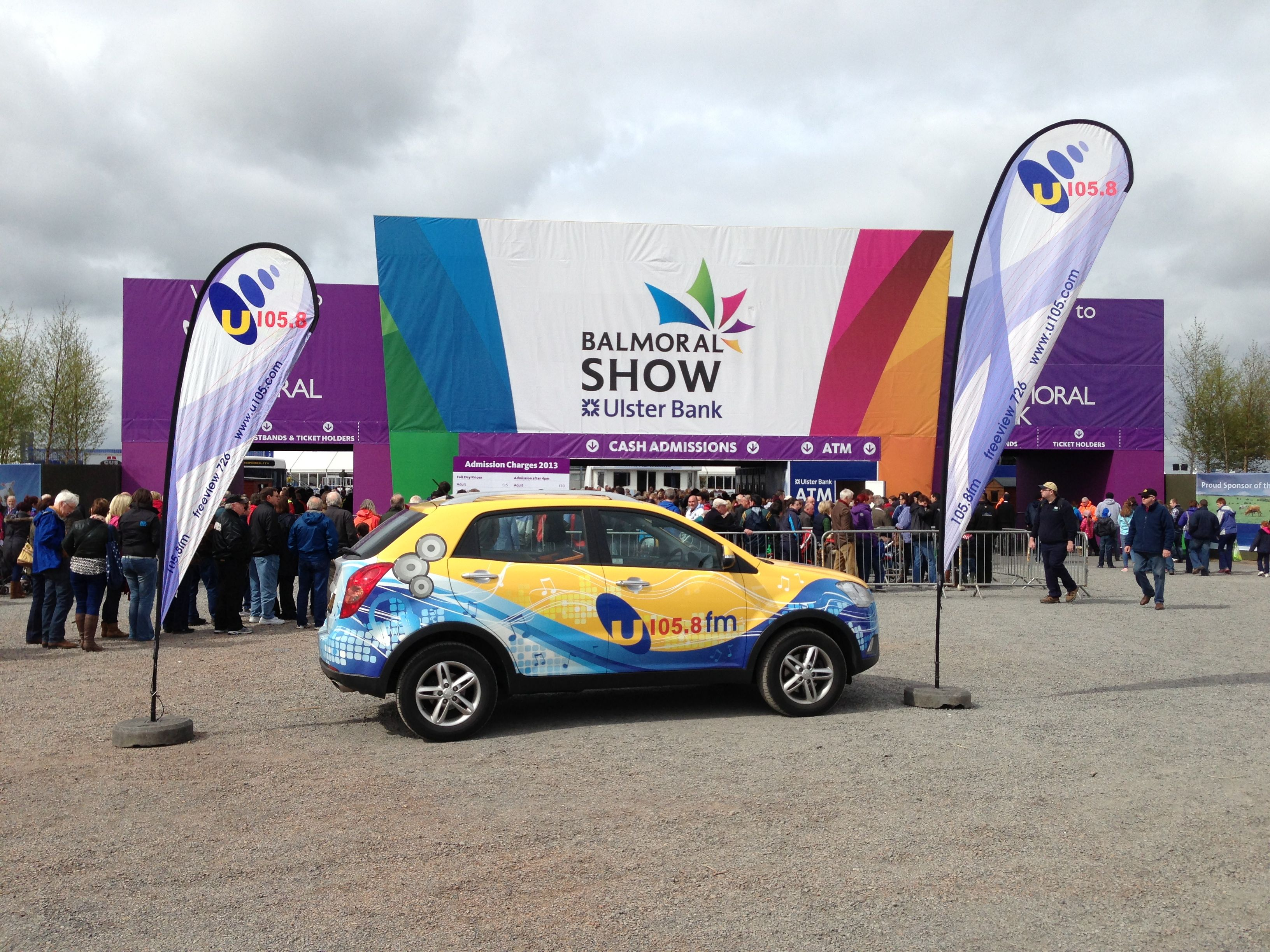 Showing off @ the SHOW – Synergy style!