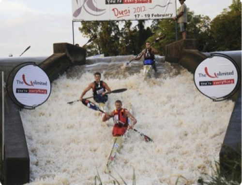 The Unlimited Dusi Canoe Marathon – High-Voltage suspense until the last paddle stroke!