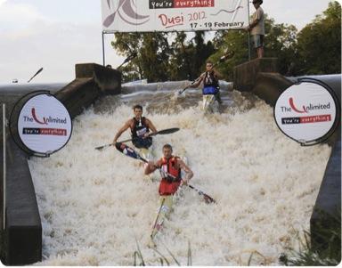 The Unlimited Dusi Canoe Marathon 1