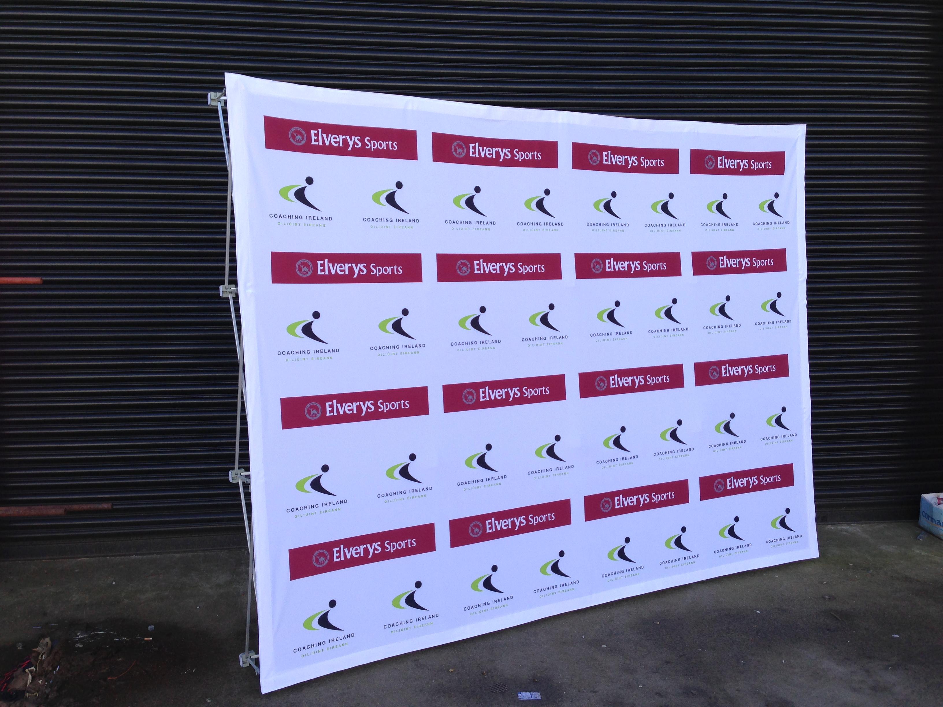 Media Wall Range Synergy Outstanding Branding