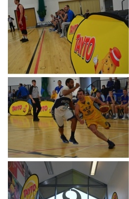 Tayto International Basketball Tournament