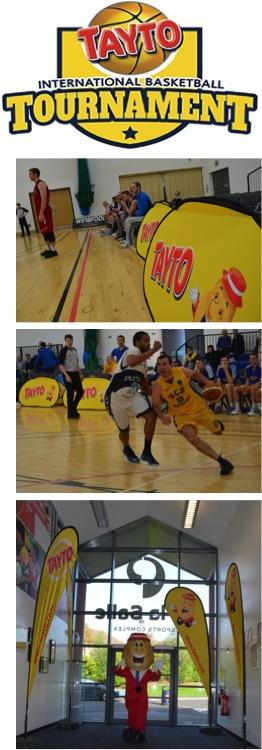 Tayto International Basketball Tournament