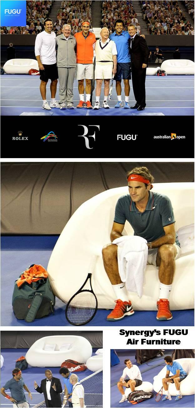 FUGU Australian Open 6