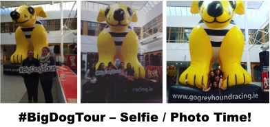 BigDogTour – Selfie-Photo Time