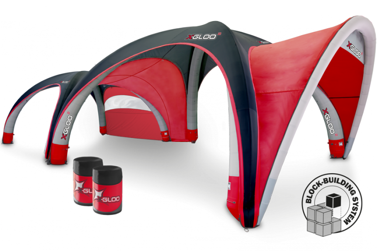 sc 1 st  Synergy Outstanding Branding & The Event Tent X-Gloo - inflatable modular | X-GLOO
